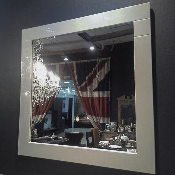 Квадратное зеркало, M 35 Mirror Square Medium
