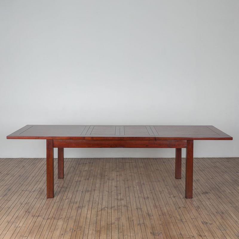 Обеденный раздвижной стол Plum Extending Dining Table Large - Home