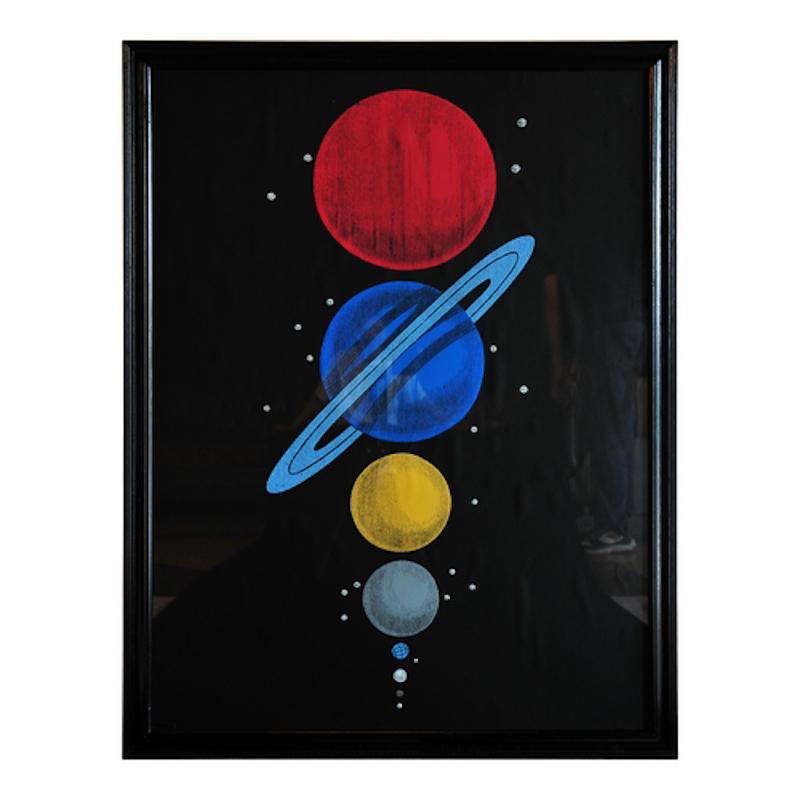 Любителям космоса подарок 48