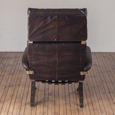 Hughes  Leather Antique Tobacco