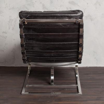 Bilbao Daybed Leather Vintage Ebony