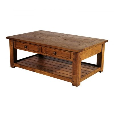 Wentworth Coffee Table Large Nibbed Oak