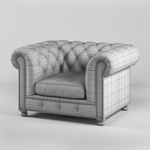 Westminster Feather 1 Seater