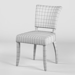 Mimi Dining Chair, Weathered Oak