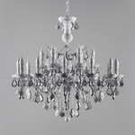 Crystal Chandelier Medium