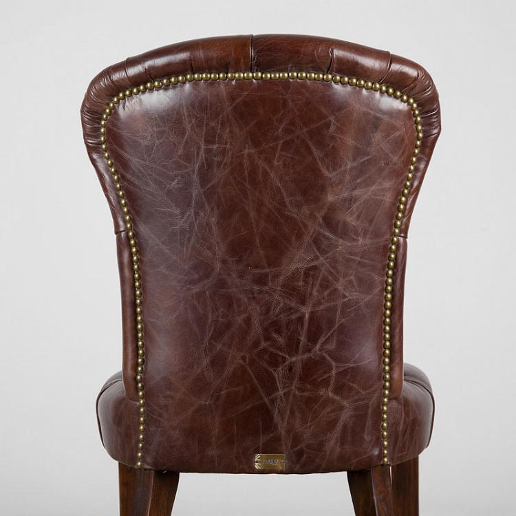 Стул Честер, тёмные ножки Chester Dining Chair, Antique Wood
