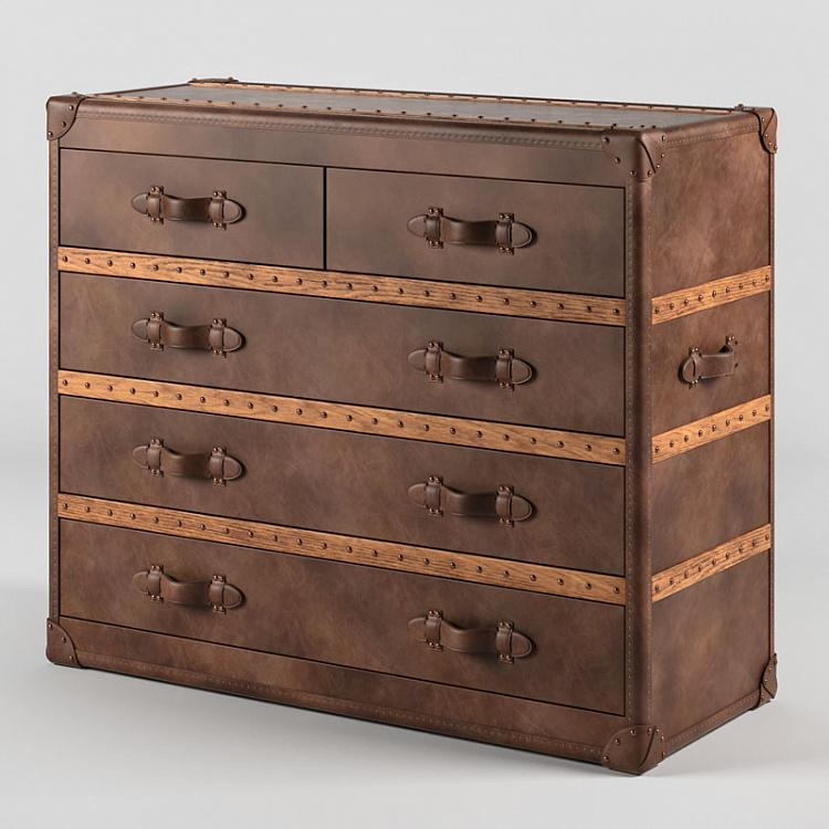 Комод-сундук Стоунихерст, L Stonyhurst Chest Large