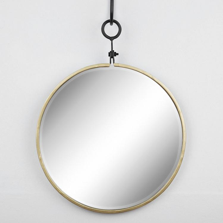 Круглое зеркало на крючке Wall Mirror With Hook