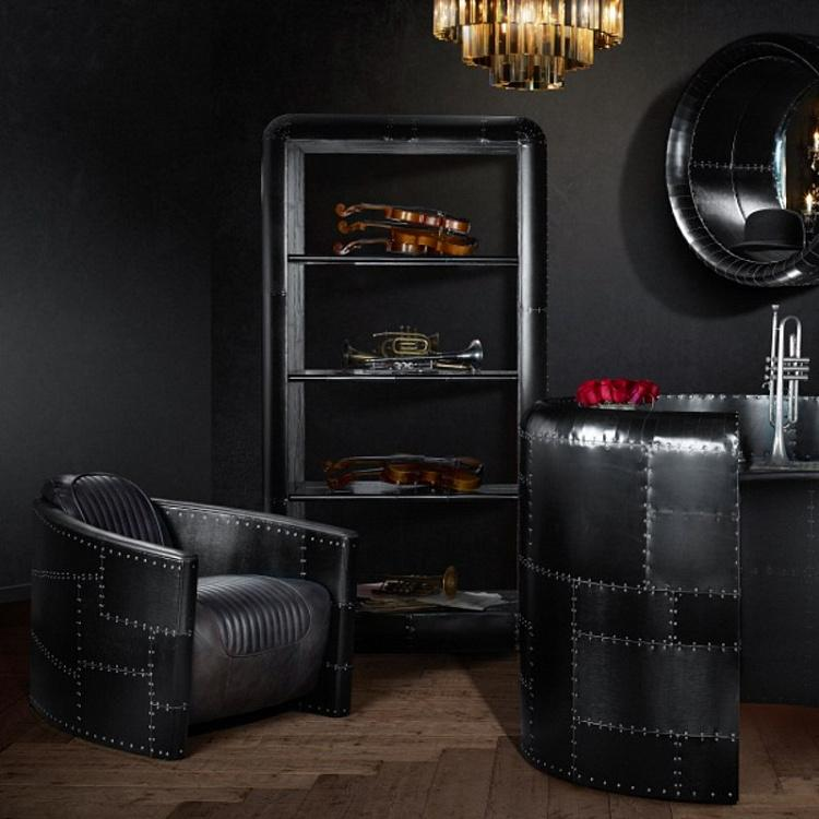 Стеллаж Авиатор Блэкхоук Геркулес Aviator Blackhawk Hercules Bookcase
