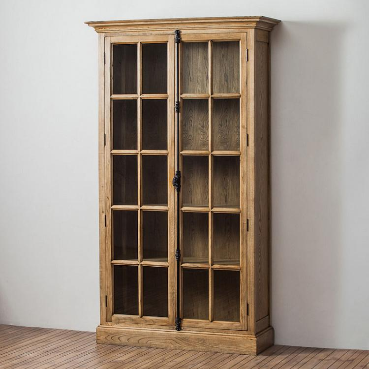 Сервант Катрин, медовый дуб Catherine Cabinet, CC Oak Honey