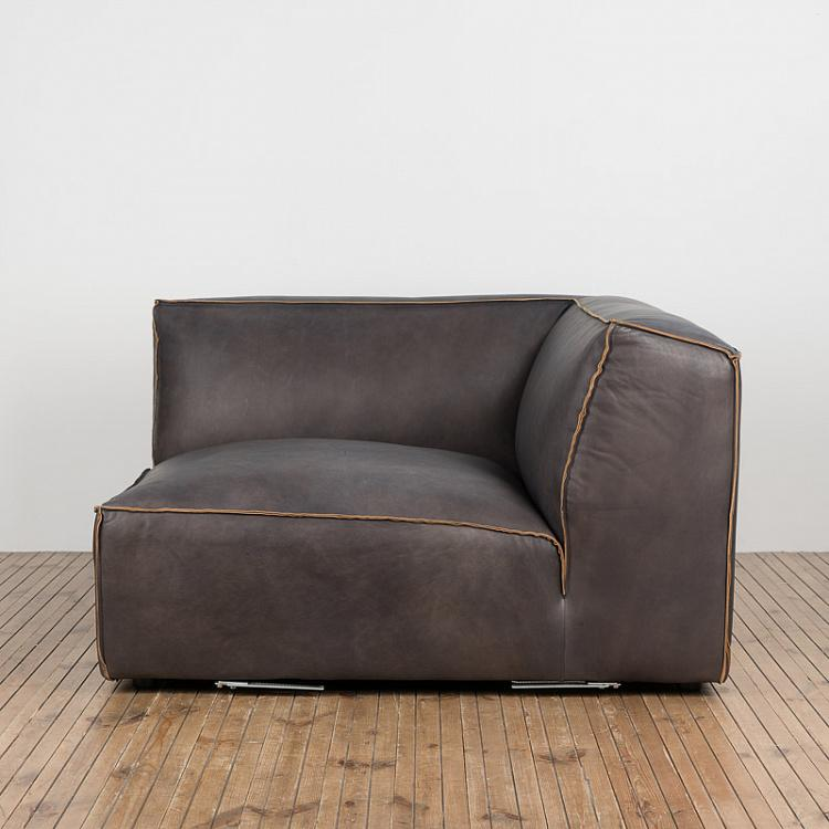 Угловой диванный модуль Нирвана, L Nirvana Sectional Corner Large
