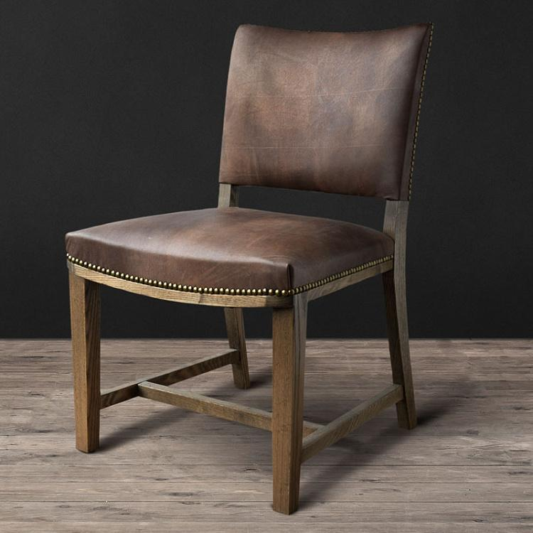 Стул Кливден, светлые ножки Cliveden Dining Chair, Weathered Oak