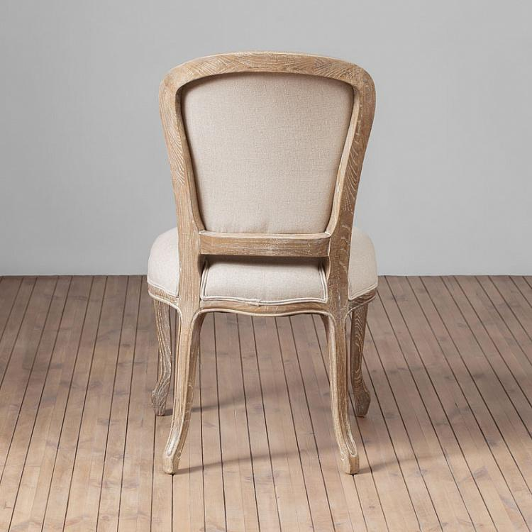 Стул Жан-Поль Jean-Paul Side Dining Chair, CC Linen Plain