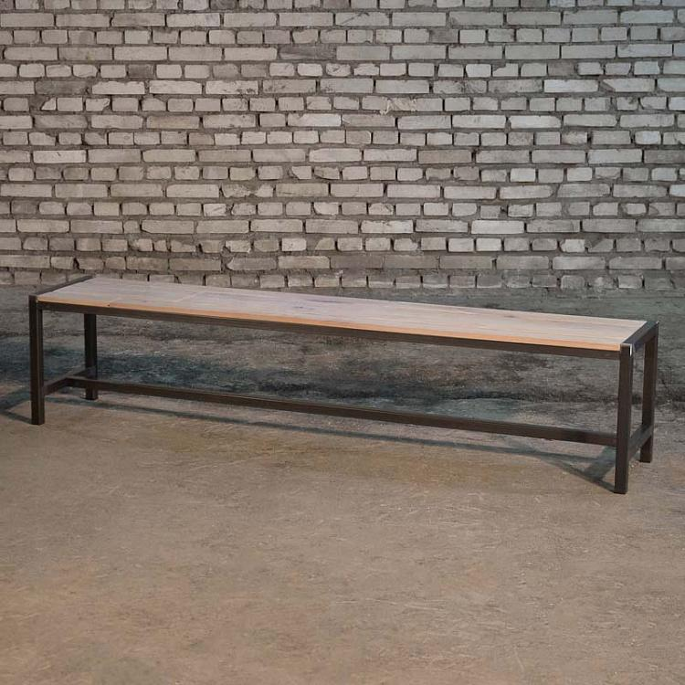 Скамейка Блэксмит Blacksmith Bench