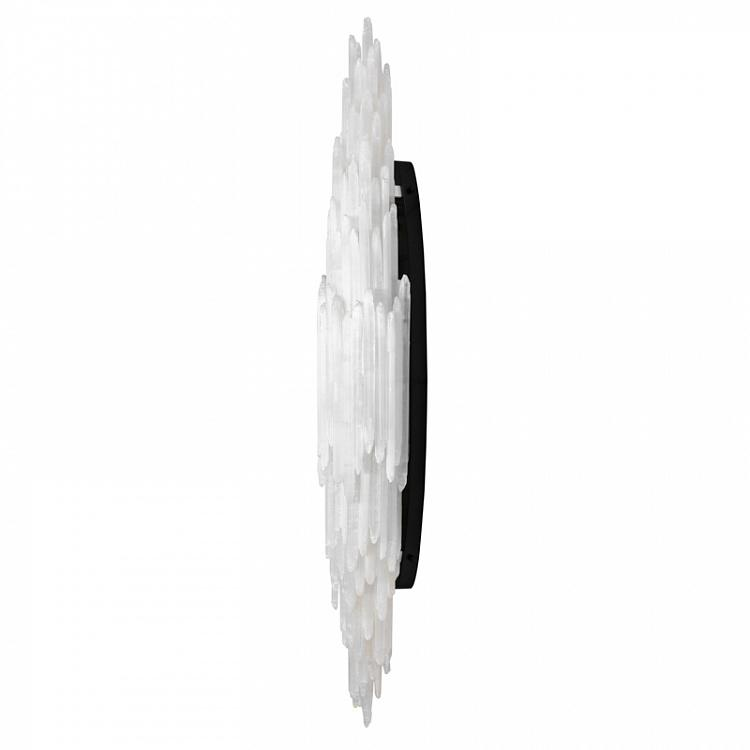 Бра Селенит, L Selenite Sconce Large